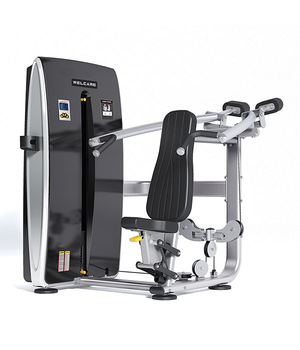 JSF 5004 CONVERGING SHOULDER PRESS