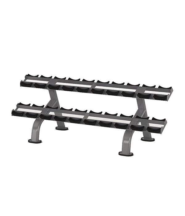 WR012 2-TIER DUMBELLS RACK