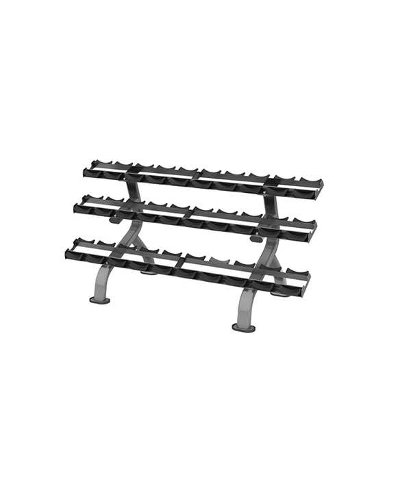 WR 027 3-TIER DUMBBELL RACK